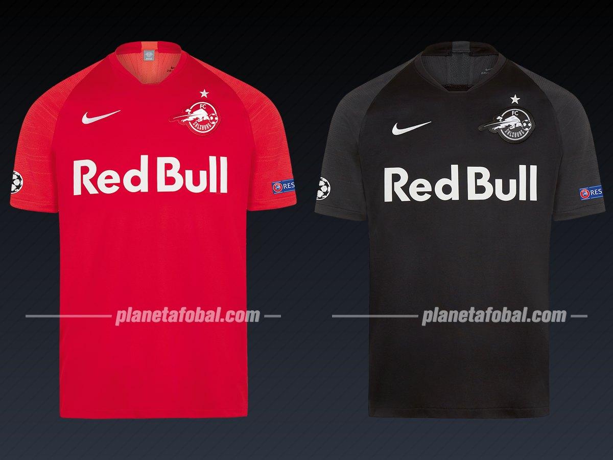 FC Salzburg (Nike) | Camisetas de la Liga de Campeones 2019/20