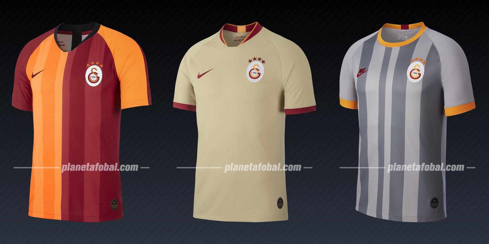 Galatasaray (Nike) | Camisetas de la Liga de Campeones 2019/20