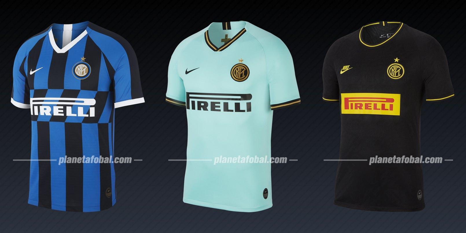Inter (Nike) | Camisetas de la Liga de Campeones 2019/20