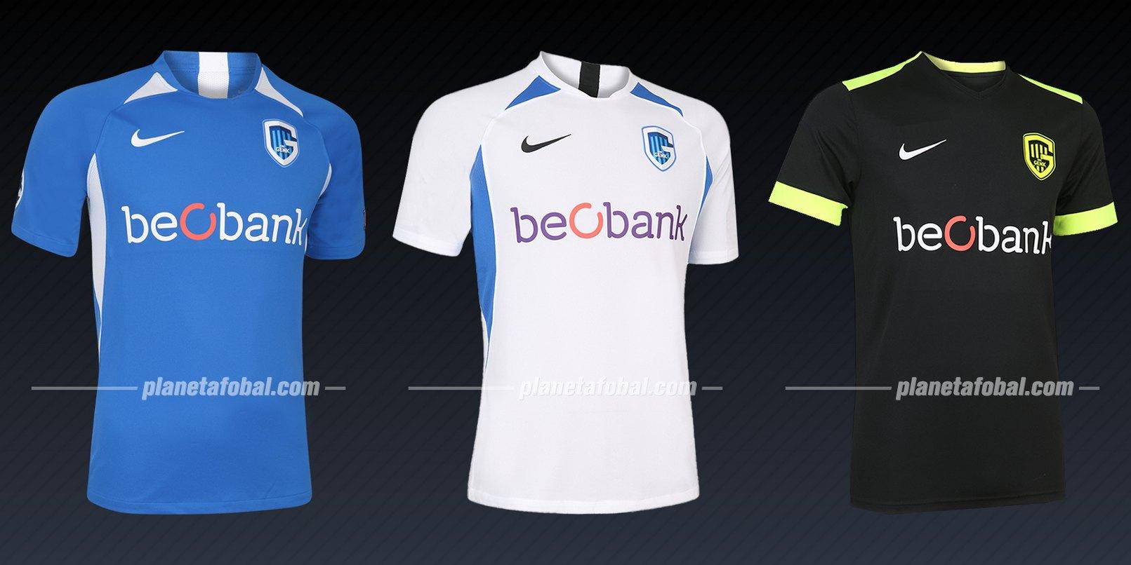 KRC Genk (Nike) | Camisetas de la Liga de Campeones 2019/20