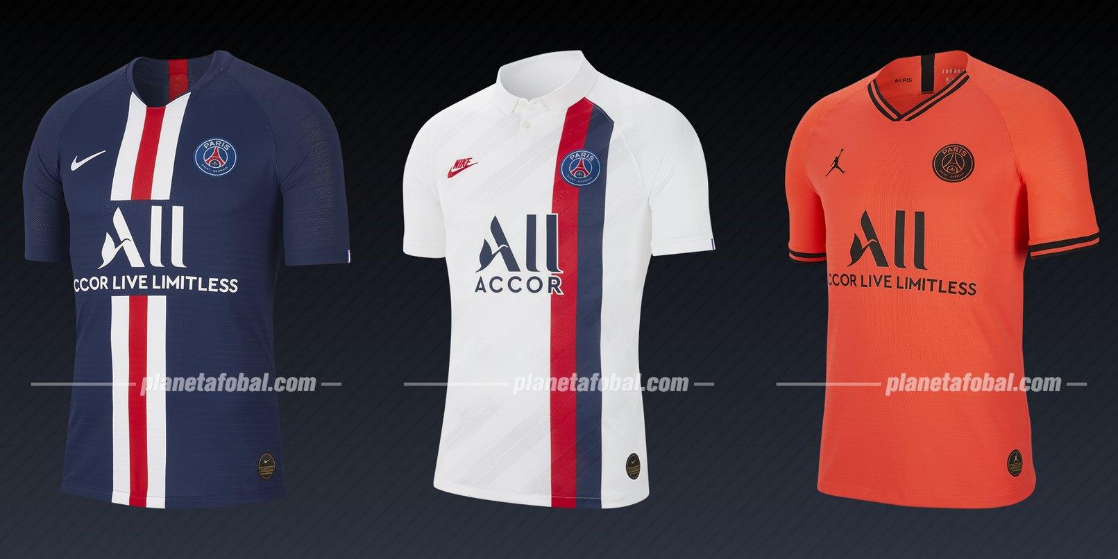 PSG (Nike) | Camisetas de la Liga de Campeones 2019/20
