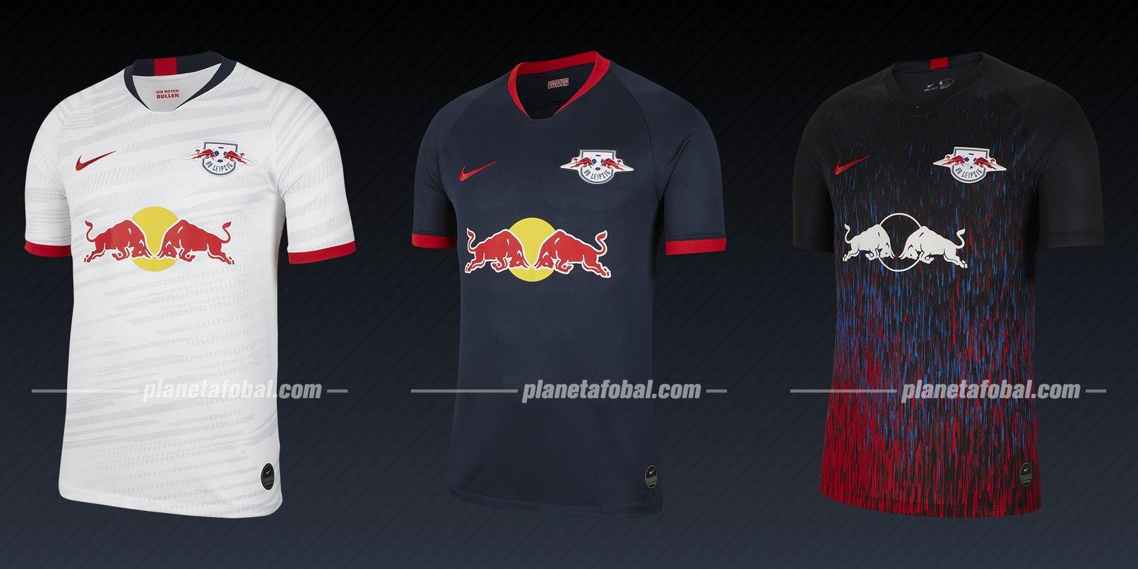 RB Leipzig (Nike) | Camisetas de la Liga de Campeones 2019/20