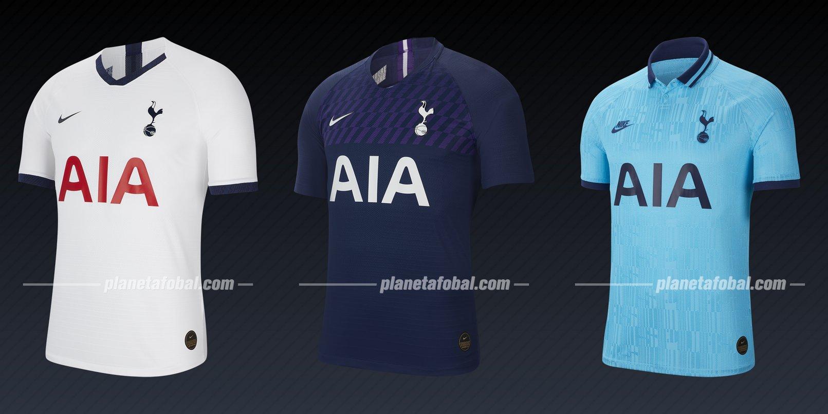 Tottenham (Nike) | Camisetas de la Liga de Campeones 2019/20