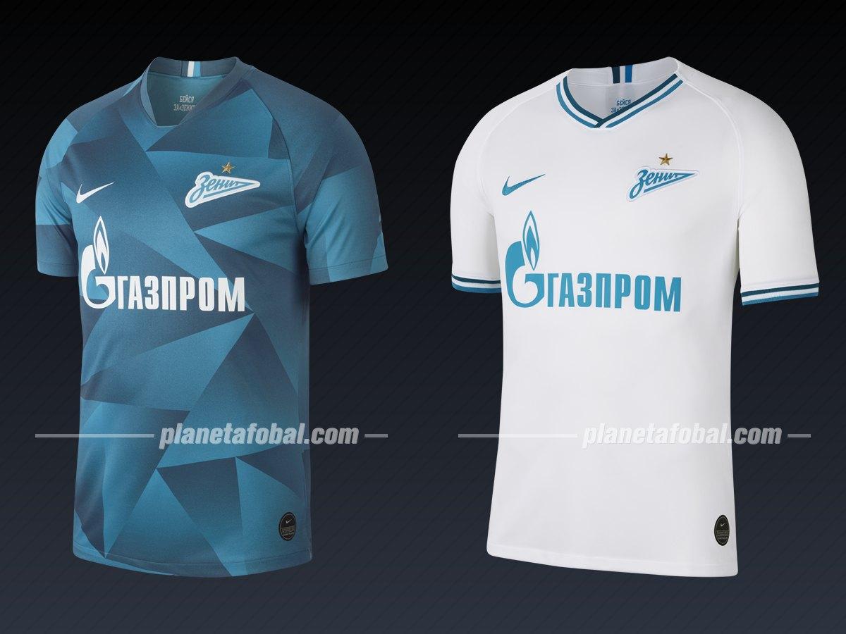 Zenit (Nike) | Camisetas de la Liga de Campeones 2019/20