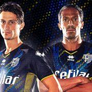 Tercera camiseta Erreà del Parma Calcio 1913 2019/20   Imagen Web Oficial