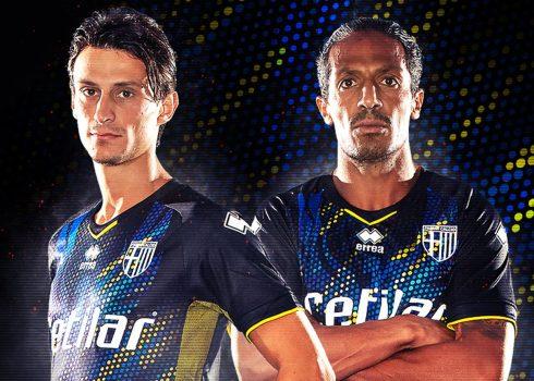 Tercera camiseta Erreà del Parma Calcio 1913 2019/20 | Imagen Web Oficial