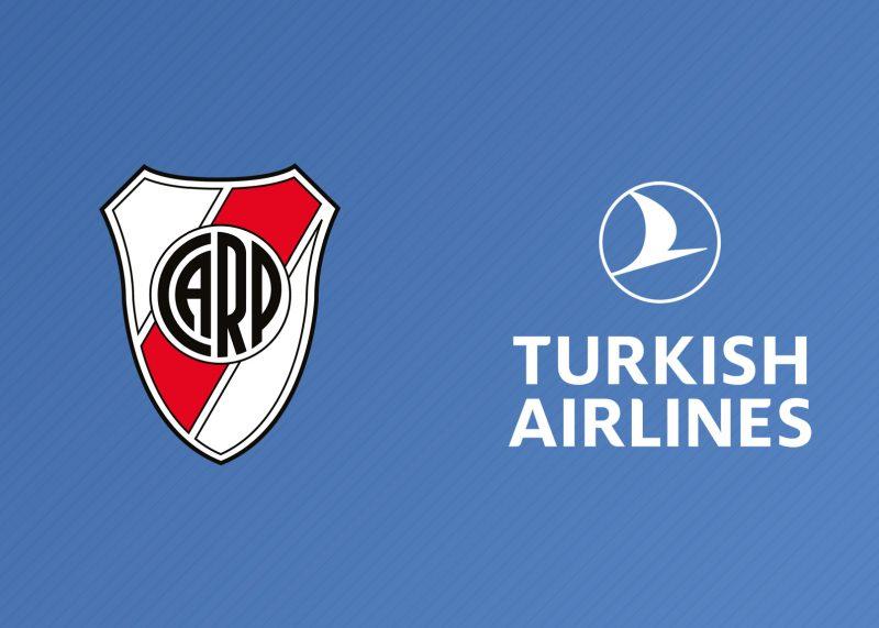 Turkish Airlines es el nuevo sponsor de River Plate