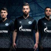 Tercera camiseta Umbro del Schalke 04 2019/20 | Imagen Twitter Oficial