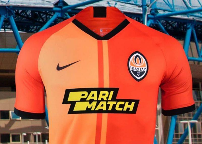 Camiseta titular Nike del Shakhtar Donetsk 2019/2020 | Imagen Web Oficial