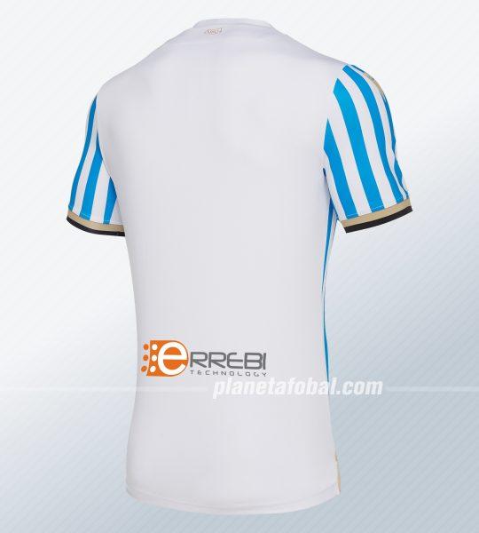 Camisetas titular del SPAL Ferrara 2019/20 | Imagen Macron