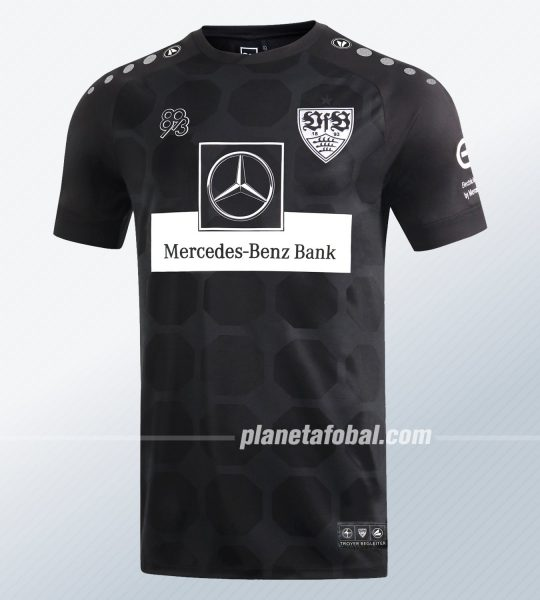 Tercera camiseta Jako del Stuttgart 2019/20 | Imagen Web Oficial