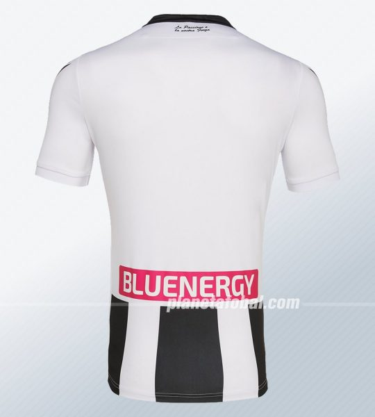 Camiseta Macron del Udinese 2019/20 | Imagen Web Oficial