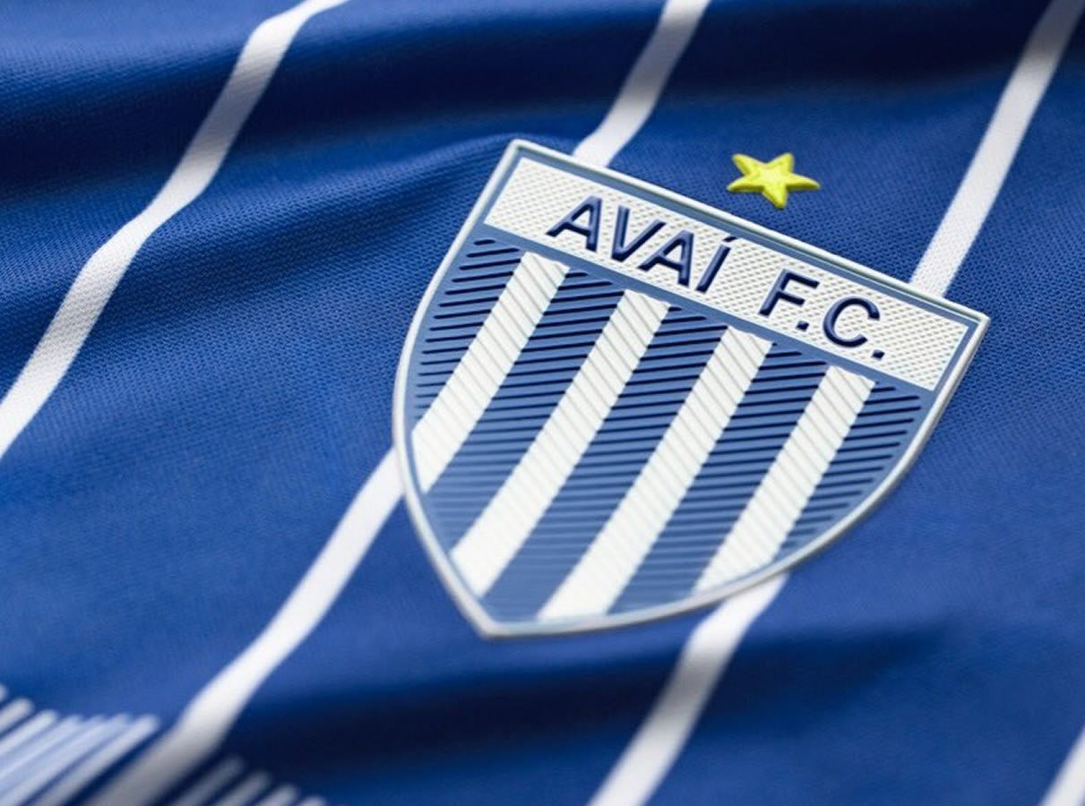 Tercera camiseta Umbro del Avaí FC 2019/20 | Imagen Twitter Oficial