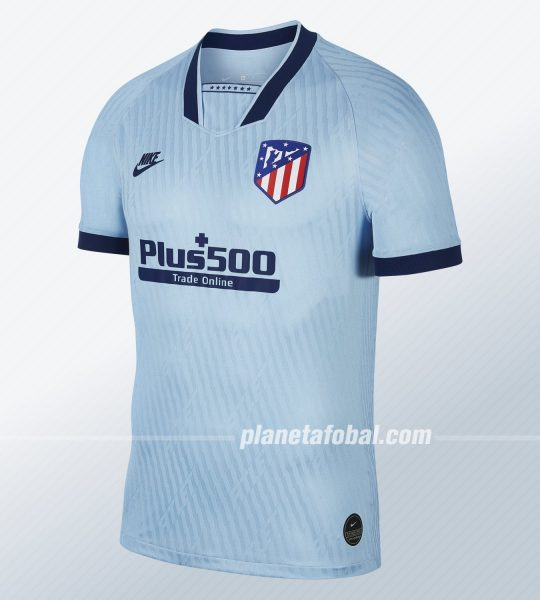 Tercera camiseta del Atlético de Madrid 2019/2020 | Imagen Nike