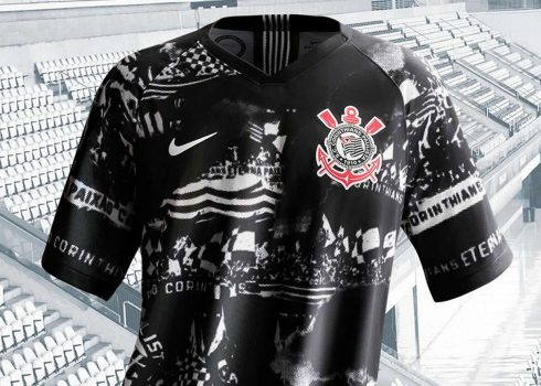 Tercera camiseta Nike del Corinthians 2019/2020 | Imagen Web Oficial