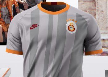 Tercera camiseta del Galatasaray 2019/20 | Imagen Nike