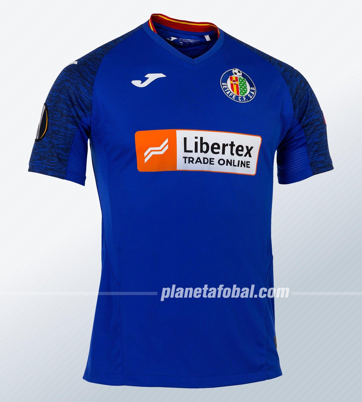 Camiseta Joma del Getafe Europa League 2019/20 | Imagen Web Oficial