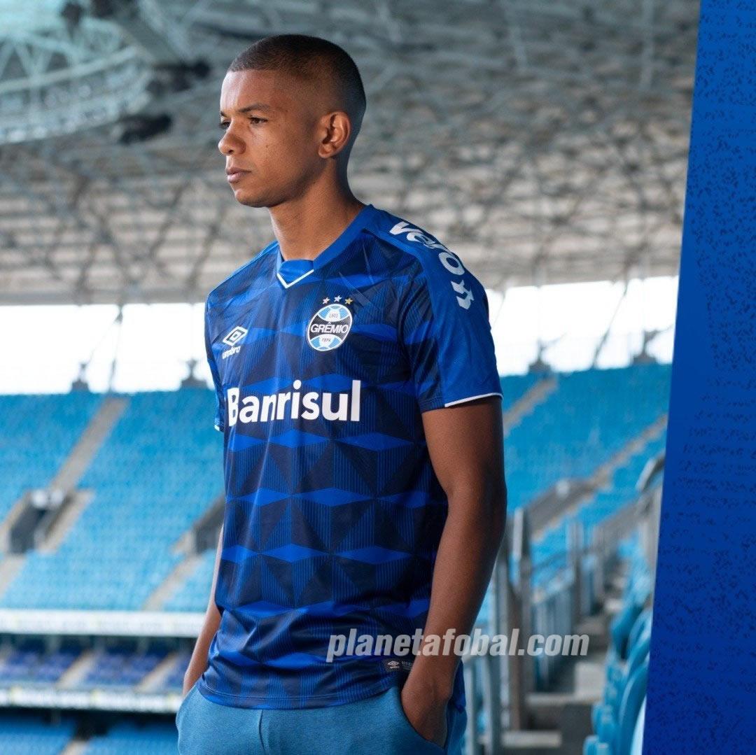 Tercera camiseta Umbro del Grêmio 2019/20 | Imagen Instagram Oficial