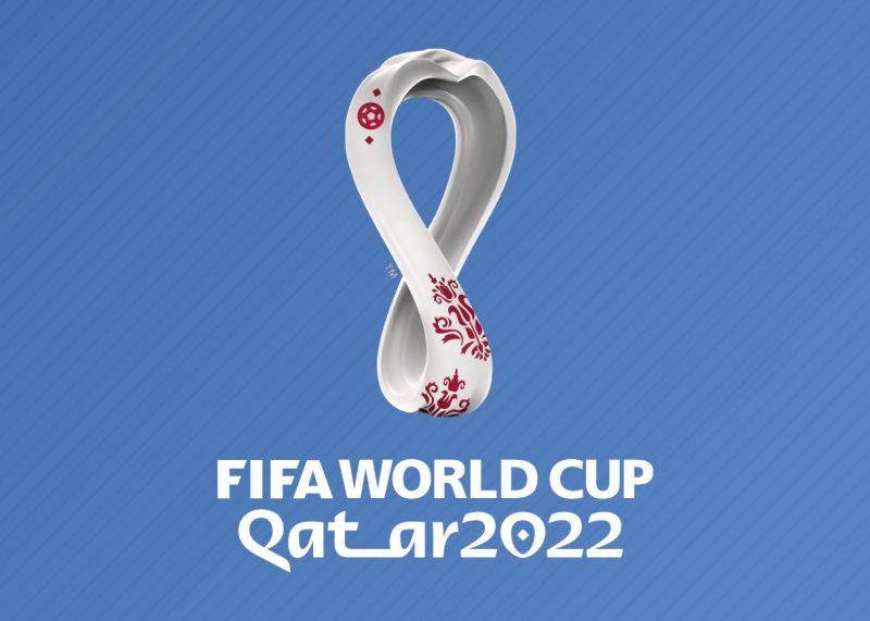 Logo oficial de la Copa Mundial de la FIFA Qatar 2022   Imagen Web Oficial