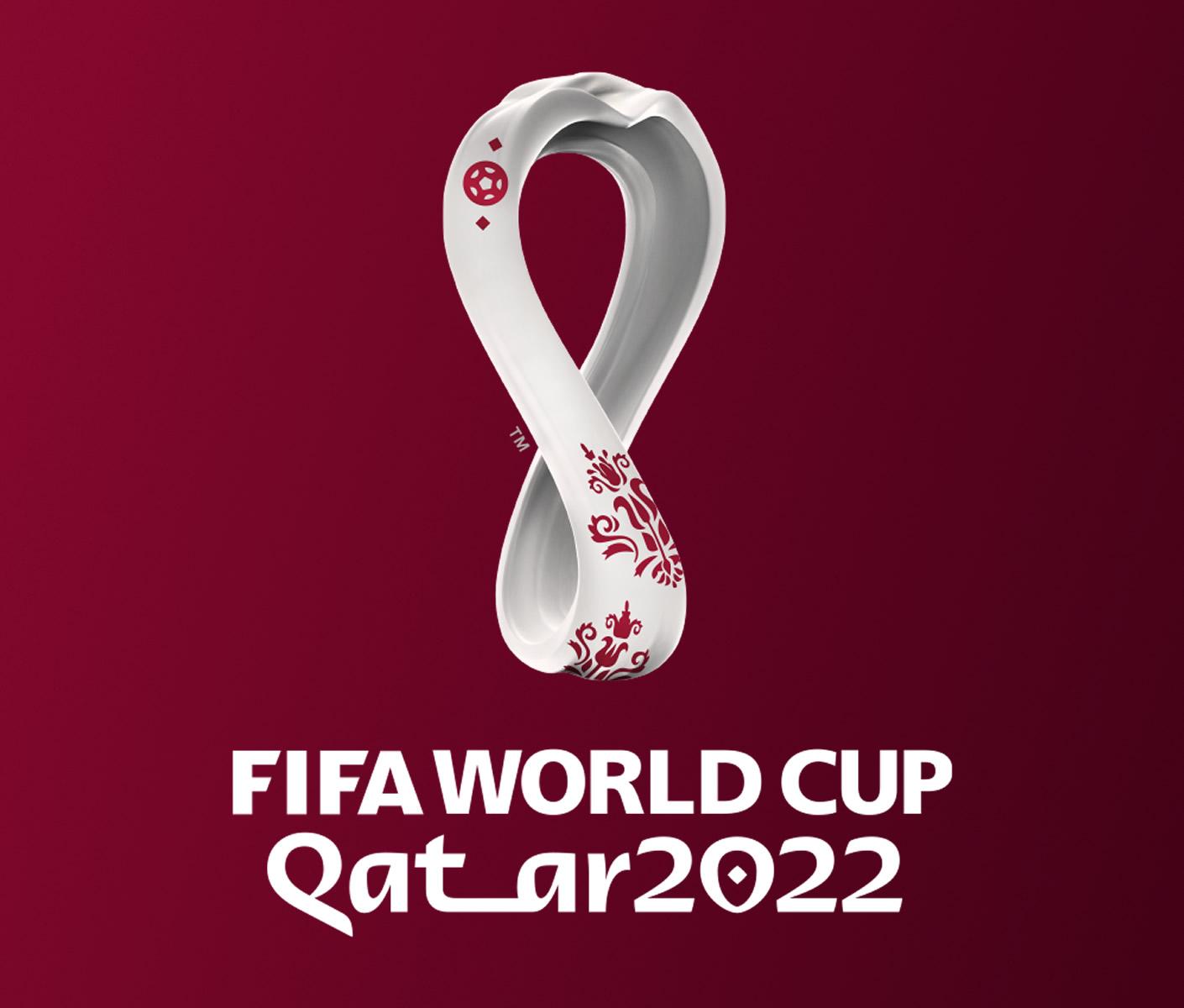 Logo oficial de la Copa Mundial de la FIFA Qatar 2022 | Imagen Web Oficial