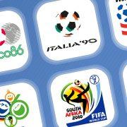 Logos de la Copa Mundial de la FIFA (1930-2022)