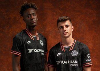 Tercera camiseta del Chelsea 2019/2020 | Imagen Nike