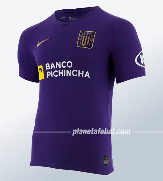 Tercera camiseta Nike de Alianza Lima 2019/20   Imagen Marathon