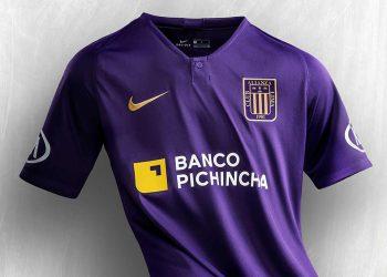 Tercera camiseta Nike de Alianza Lima 2019/20 | Twitter Oficial