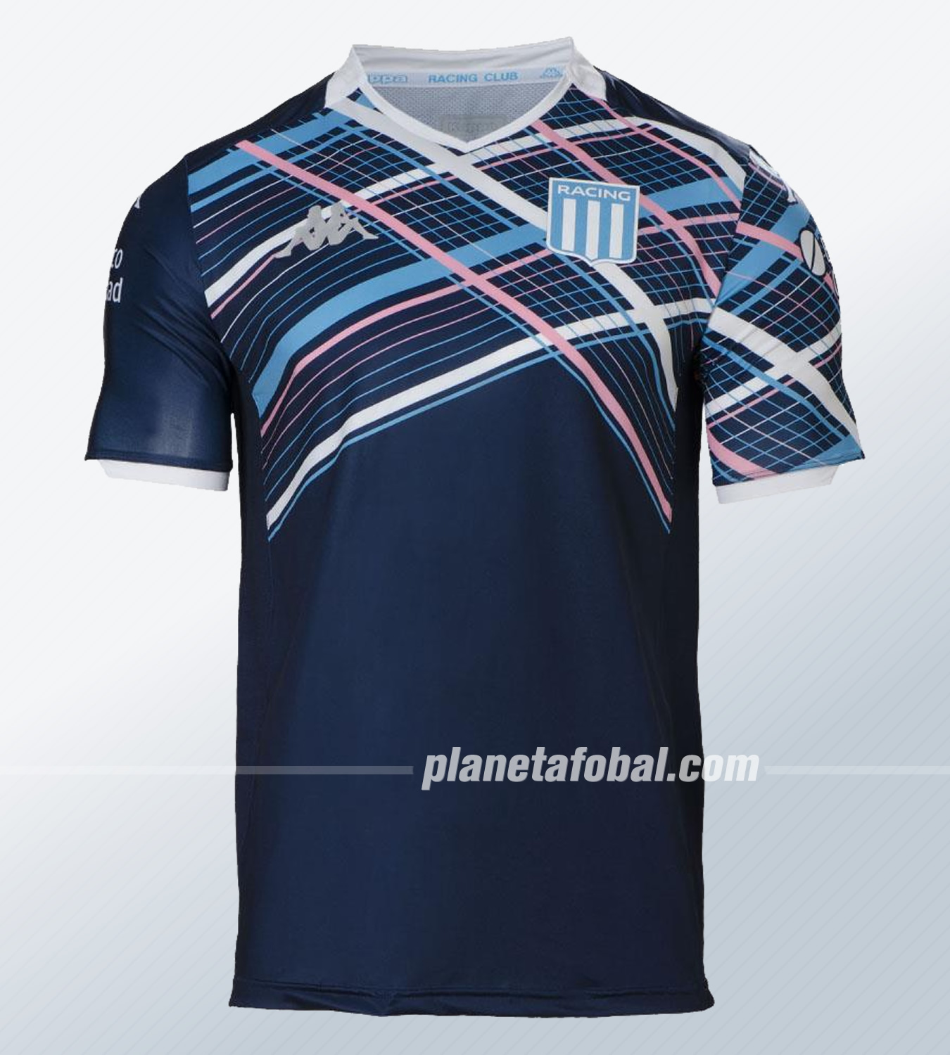 "Camiseta alternativa ""Laser"" Kappa de Racing 2019/20 