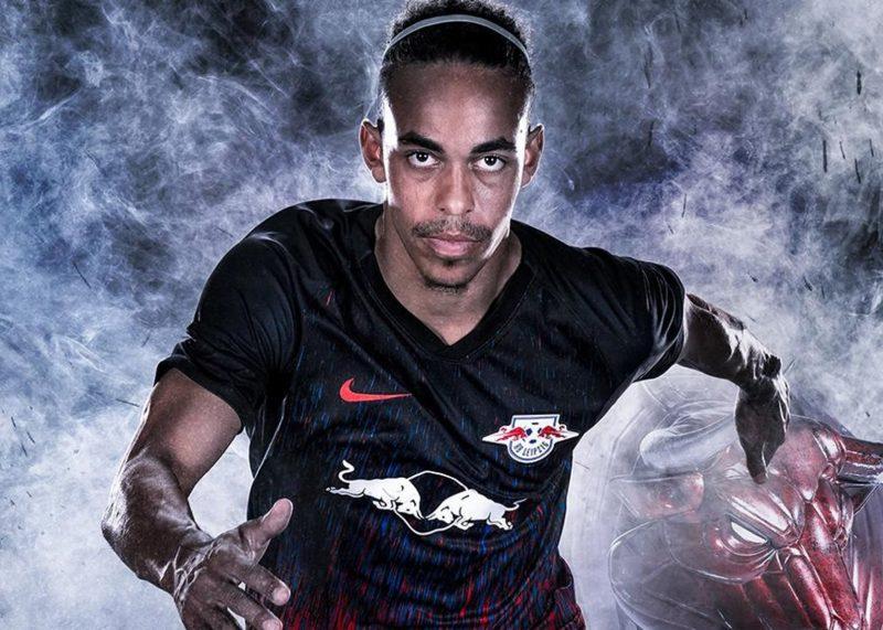 Champions League Trikot del Nike del RB Leipzig 2019/2020 | Imagen Web Oficial