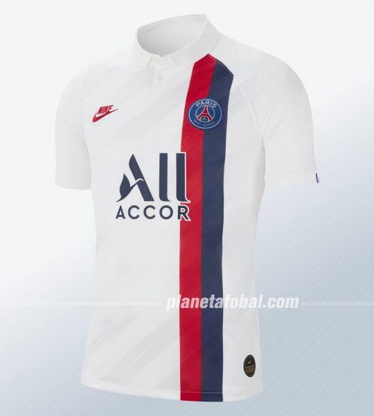 Tercera camiseta del PSG 2019/2020 | Imagen Nike
