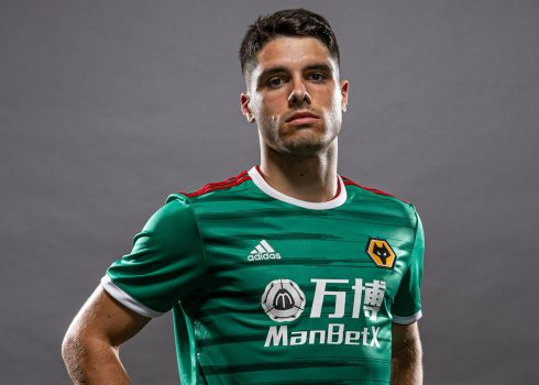 Tercera camiseta Adidas del Wolverhampton 2019/20 | Imagen Web Oficial