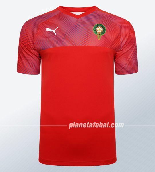 Camiseta titular de Marruecos 2019/2020 | Imagen Puma