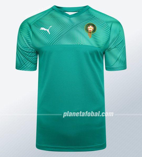 Camiseta alternativa de Marruecos 2019/2020 | Imagen Puma