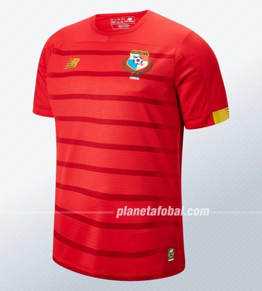 Nuevas camisetas de Panamá 2019/2020 | Imagen New Balance
