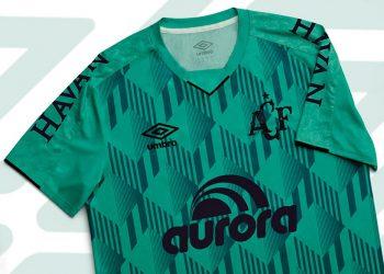 Tercera camiseta Umbro del Chapecoense 2019/20 | Web Oficial