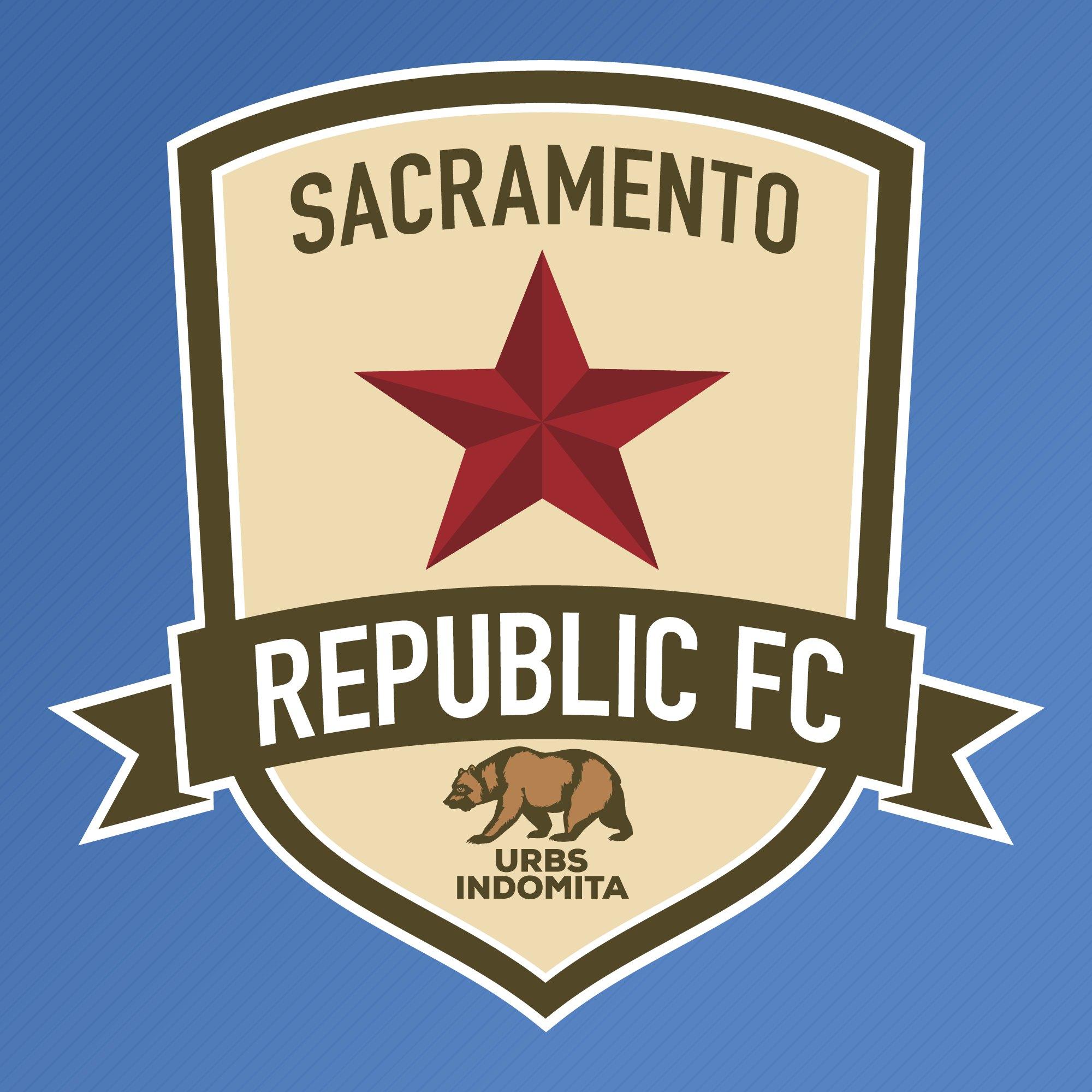 El escudo actual del Sacramento Republic FC | Imagen Web Oficial