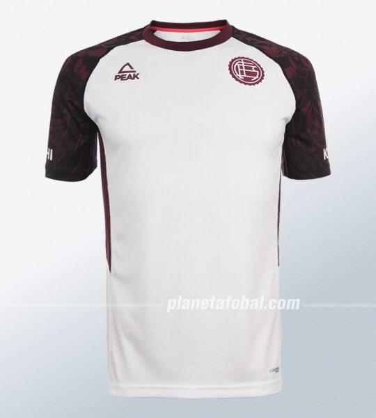 Camiseta alternativa Peak de Lanús 2019/2020 | Imagen Web Oficial