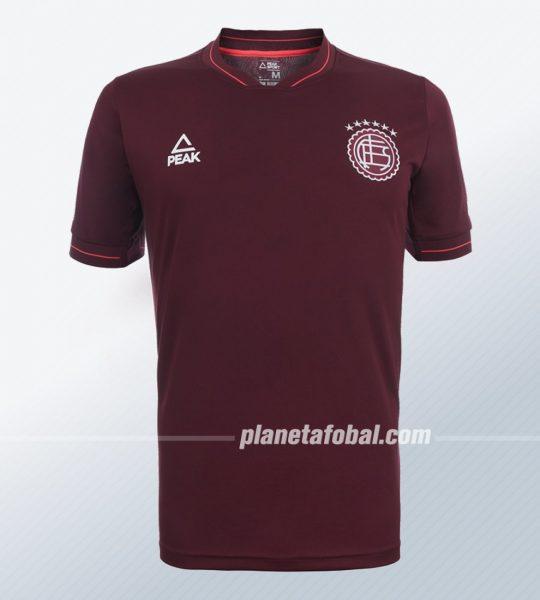 Camiseta titular Peak de Lanús 2019/2020 | Imagen Web Oficial