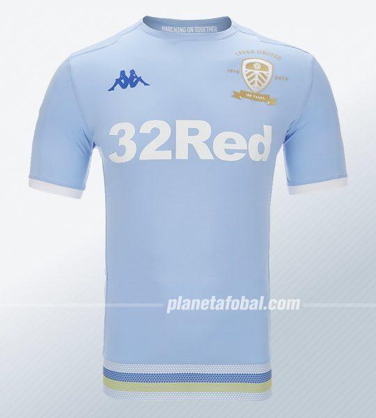 Tercera camiseta Kappa del Leeds United 2019/20 | Imagen Web Oficial
