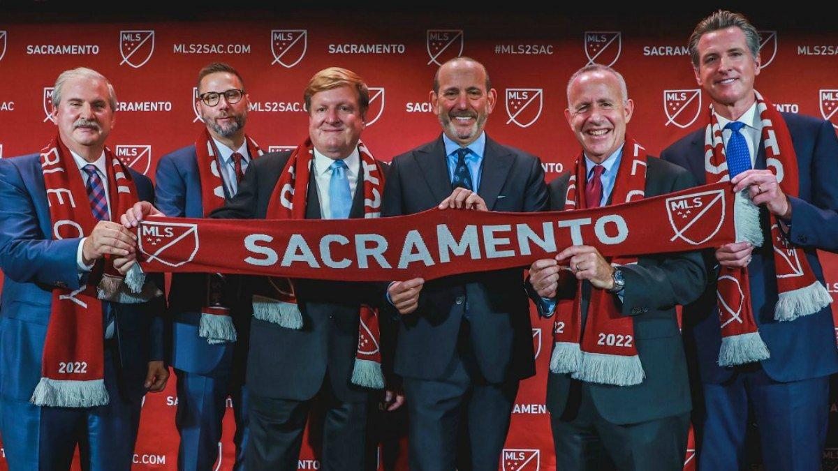 Sacramento Republic FC se unirá la torneo en 2022 | Imagen MLS