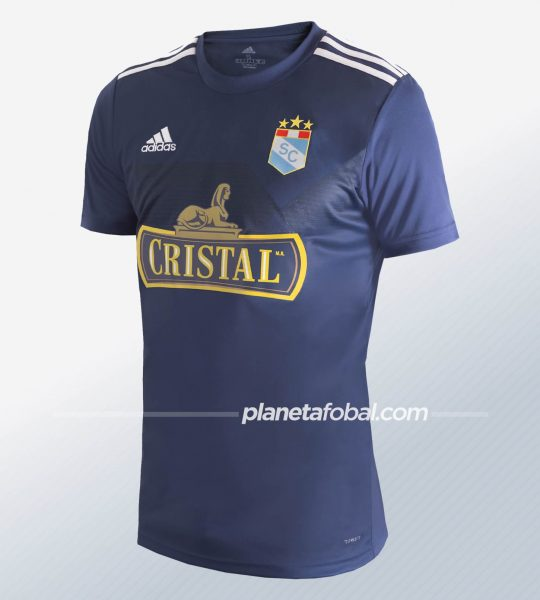 "Camiseta ""70 Years Of Stripes"" del Sporting Cristal 