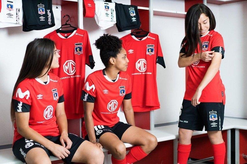 Tercera camiseta del Colo Colo 2019/2020 | Imagen Umbro