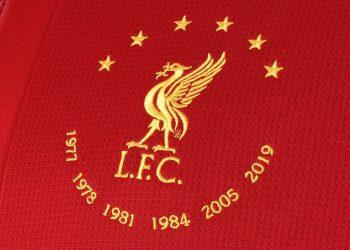 "Colección ""Six Times"" del Liverpool | Imagen New Balance"