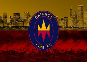 Nuevo escudo oficial del Chicago Fire | Imagen Web Oficial