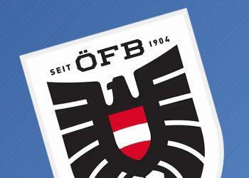 La selección de Austria devela su nuevo escudo | Imágenes OFB