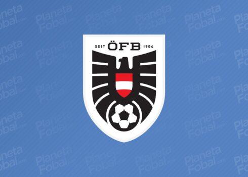 La selección de Austria devela su nuevo escudo   Imágenes OFB