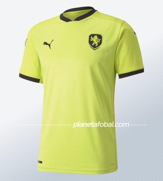 Camiseta suplente de la República Checa 2020/2021 | Imagen Puma
