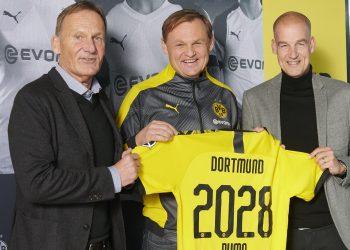 Borussia Dortmund renueva contrato con Puma hasta 2028