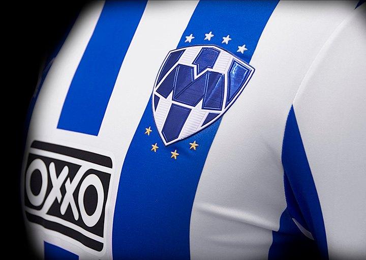 Camiseta Puma del Monterrey Mundial de Clubes 2019 | Imagen Web Oficial